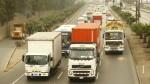 Camiones de carga pesada deberán tener GPS desde agosto - Noticias de clint castillo cespedes