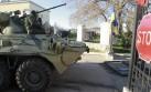 Crimea: Prorrusos capturan a jefe de la base aérea de Belbek