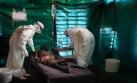 Brote de ébola deja al menos 50 muertos en Guinea
