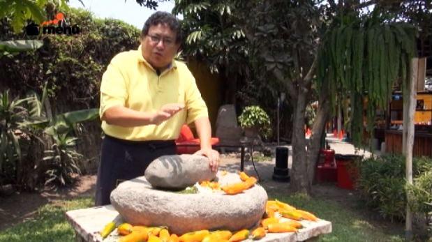 Prepara con Don Cucho una exquisita salsa criolla de ají