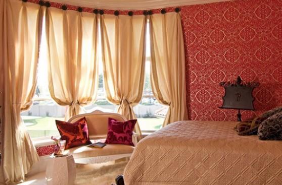 Sin miedo: ideas para pintar tu cuarto del color de la pasión ...