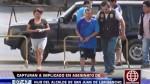 Detienen a otro implicado en el asesinato de Carlos Burgos - Noticias de christian barraza guevara