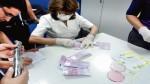 Ciudadano chino llevaba S/.1'300.000 en maletas - Noticias de lu fei