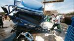 Choque en Ventanilla: un herido sigue en coma profundo - Noticias de gabriel huallanay lazaro