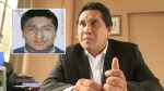 Burgos ofrece US$50 mil por información del asesino de su hijo - Noticias de renee jesus aroni lima