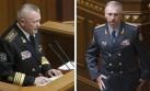 Ucrania: Ministro de Defensa renuncia en nombre de su honor
