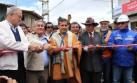 Trujillo: Humala anunció sistema de videovigilancia