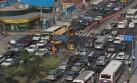 Limeños perciben que pierden más tiempo en transporte público