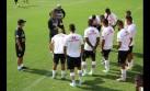 Selección peruana continúa trabajos en la Videna con Bengoechea