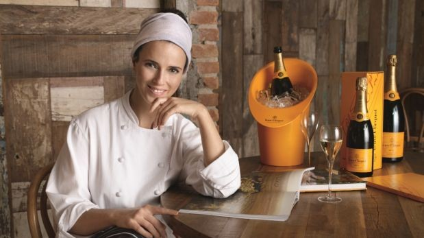 Helena Rizzo, de modelo a mejor chef del mundo
