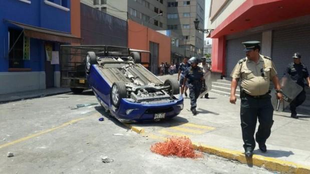 """Mineros ilegales en Lima: """"Vamos a hacer correr sangre"""""""