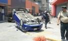 Mineros ilegales se enfrentaron a la policía en Cercado de Lima