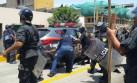 Mineros ilegales en Lima:
