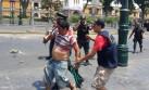 La violencia y desmanes causados por mineros ilegales [VIDEO]