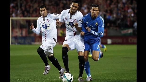 El Sevilla vencio al Real Madrid 2-1 y lo catapulta al tercer lugar en la  Liga f4602982b7008