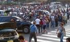 Venezuela: Carro malogrado, la nueva forma de protesta