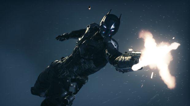 Este es el nuevo villano del juego, Arkham Knight