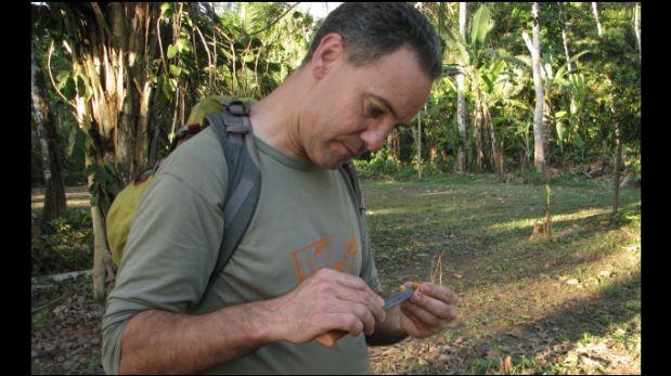 Conoce al biólogo español que busca insumos de cocina en Perú