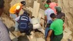 Obrero quedó sepultado en Cieneguilla: así fue el rescate - Noticias de wilson huaman