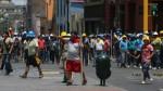 Los 24 mineros detenidos pasaron a Seguridad del Estado - Noticias de americo flores