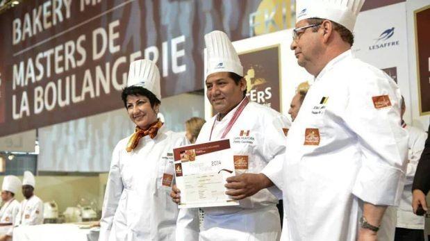 Panadero peruano entre los mejores del mundo