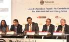 Consorcio Nuevo Metro de Lima ganó la línea 2 del Metro