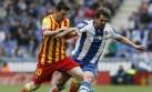 Barcelona venció 1-0 a Espanyol con penal polémico de Messi