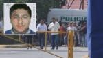 Caso Burgos: cayó presunto implicado en el crimen - Noticias de renee jesus aroni lima