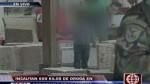 Droga en La Molina: tres menores quedaron en manos de policías - Noticias de jorge cervellon grau