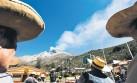 Evalúan traslado definitivo de Querapi por actividad del Ubinas