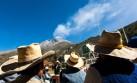 Querapi está en alerta ante actividad del volcán Ubinas