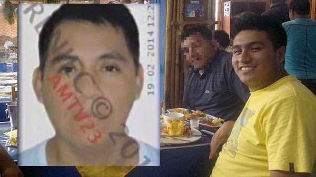 Crimen de Carlos Burgos hijo: cayó Aroni, principal sospechoso