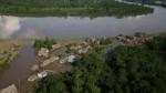Río Huallaga continúa en alerta roja por intensas lluvias - Noticias de crecida del río marañón