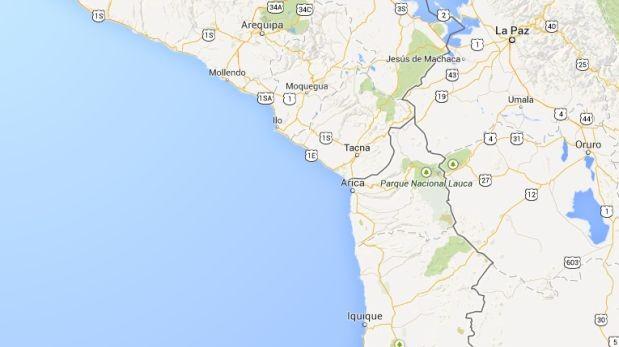 Terremoto en Chile dejó 9 heridos y daños leves en Perú