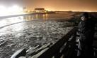 Alerta de tsunami: ola que llegó al Callao no superó los 20 cm