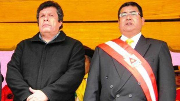 Benítez también negó que en su casa haya funcionado una central de interceptación telefónica y espionaje en contra de los opositores políticos de Álvarez. (Foto: Gobierno Regional de Áncash)