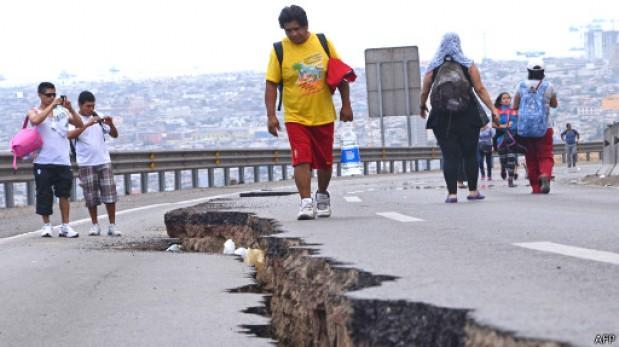 ¿Por qué los chilenos no corren cuando hay terremotos?