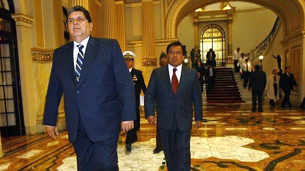 """""""Procuraduría debe denunciar constitucionalmente a Alan García"""""""