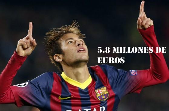¿Cuánto cuestan los goles de estos cracks en Europa?