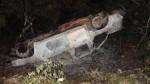 Pobladores de Cotabamba queman un auto policial - Noticias de comisaría de palmapampa