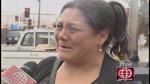 Viuda de Rolando Pantoja no quiere vivir más en Iquique - Noticias de rolando pantoja romero