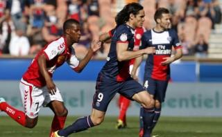 PSG venció 3-0 al Reims con dos autogoles del mismo jugador