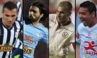 Tablas de posiciones de la fecha 8 del Torneo del Inca 2014