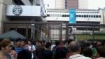 Jóvenes intentaron saquear Real Plaza del Centro Cívico - Noticias de real garcilaso