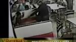Cámaras de seguridad captan robos a restaurantes - Noticias de carlos dominguez