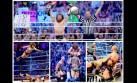 WWE: la brutal pelea entre Daniel Bryan, Randy Orton y Batista