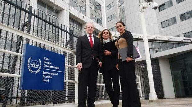 Congresistas denuncian a Maduro ante Corte Penal Internacional