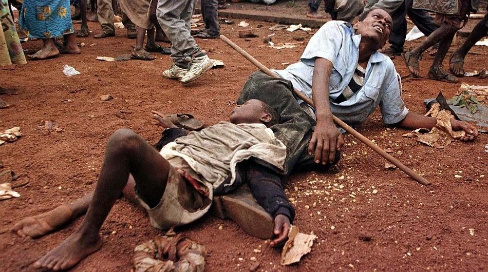 heridos luego de una trifulca por  ida en un campo de refugiados