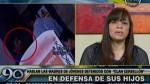 Madres niegan que extranjeros del clan Cerbellón sean narcos - Noticias de jorge cerbellón