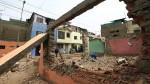 Vía Parque Rímac: casa donde hubo incidentes había sido vendida - Noticias de domingo arzubialde
